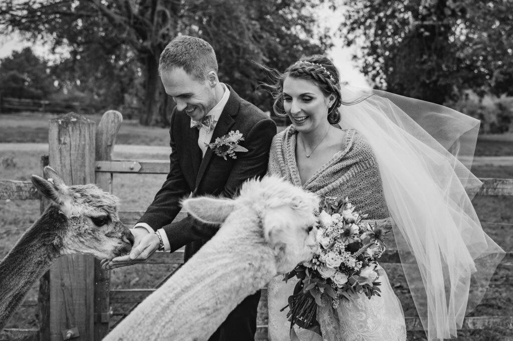 great lodge wedding