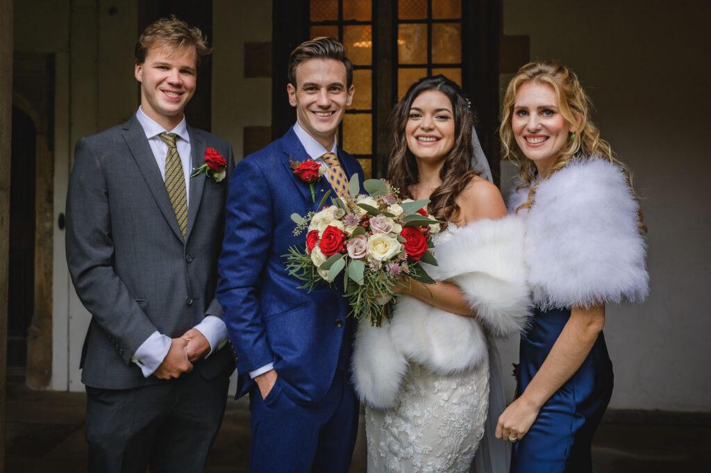 Jesus college wedding