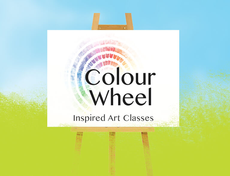 Inspired Art Classes ColourWheel Art Classes