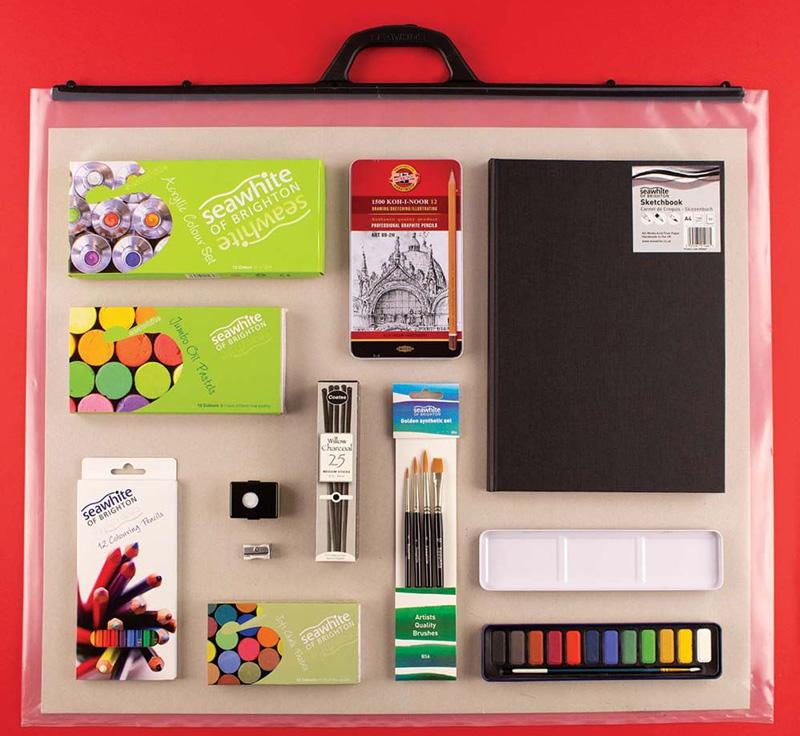 Watercolour Week Competition ColourWheel Art Classes
