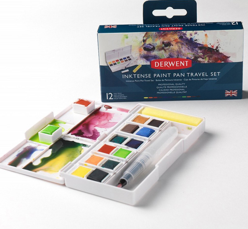Watercolour Competition - All entries to be submitted by the 31st May. ColourWheel Art Classes
