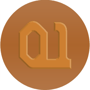 Logo bronze