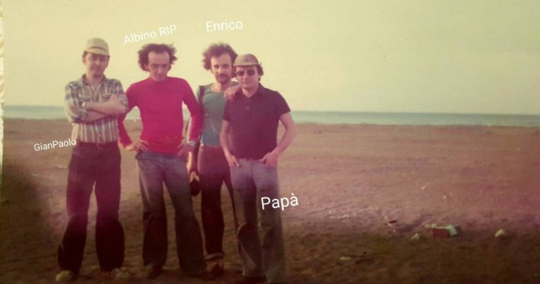 Viaggio in Oriente 1975