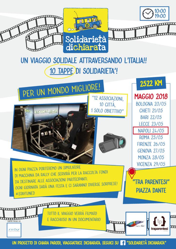 Solidarietà Dichiarata a Napoli