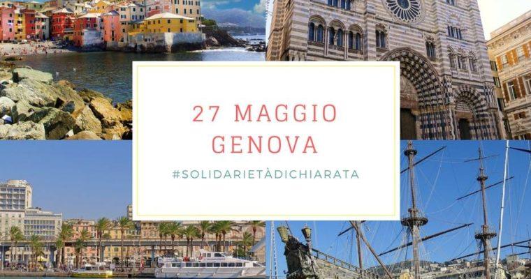 Genova 27/5/2018