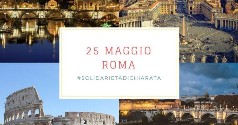 Roma 25/5/2018