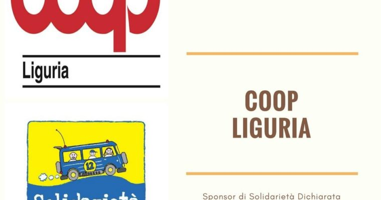 Coop Liguria per Solidarietà Dichiarata