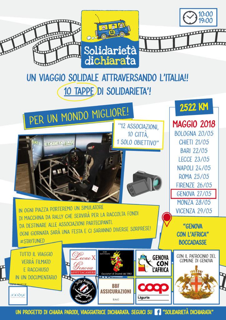 Solidarietà Dichiarata a Genova