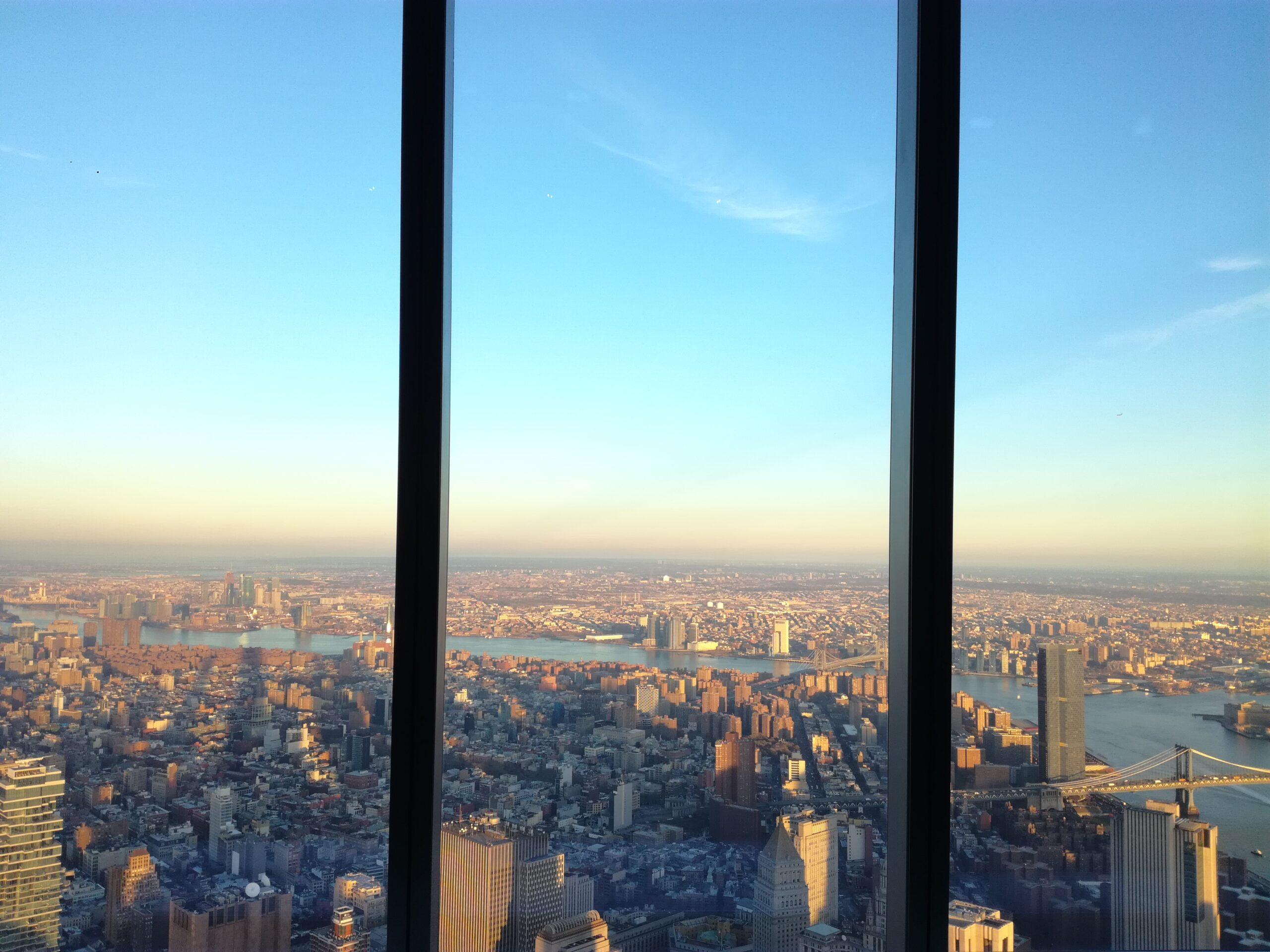 Salire sulla Freedom Tower