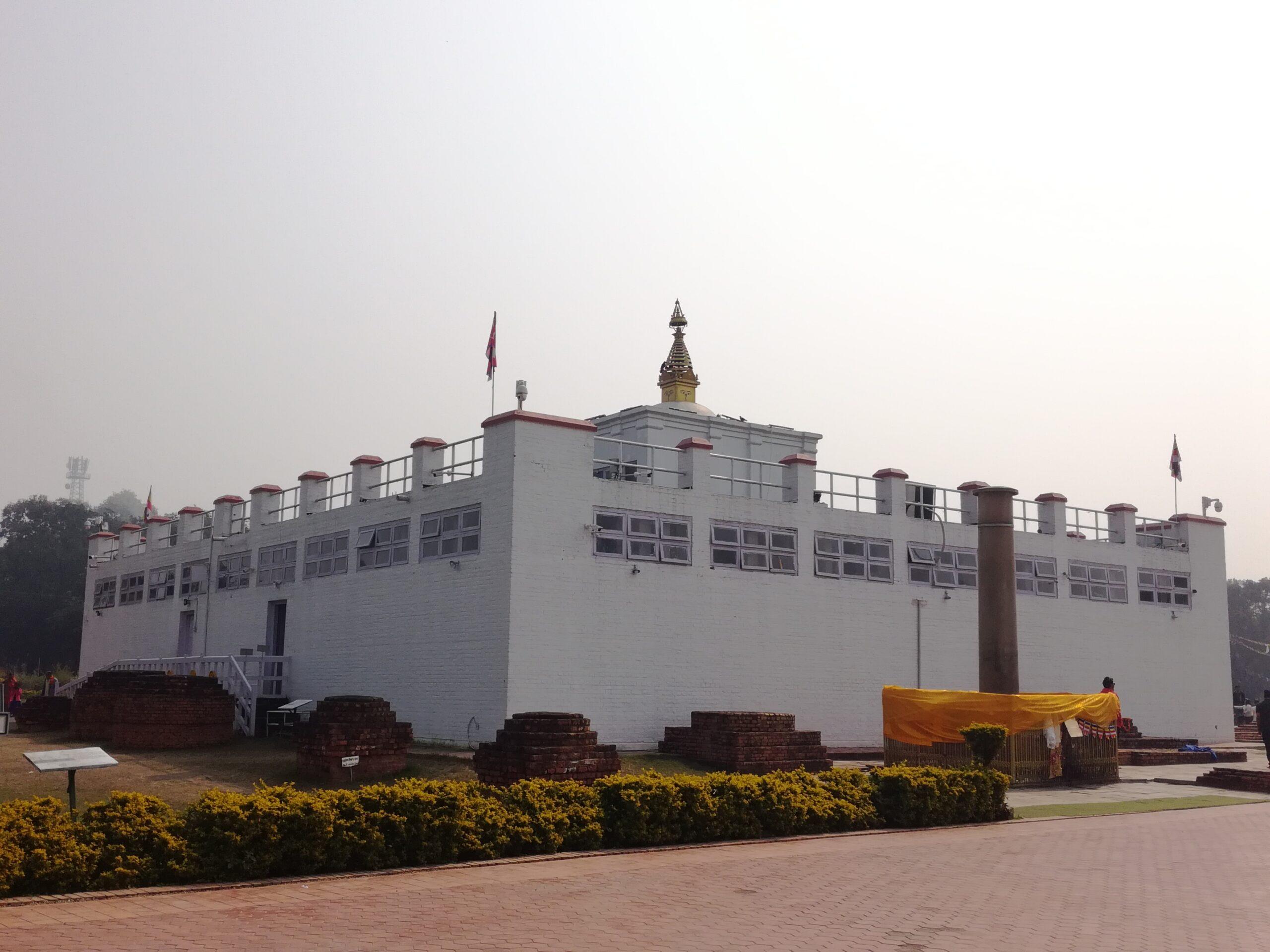 Scoprire il luogo dove è nato Buddha