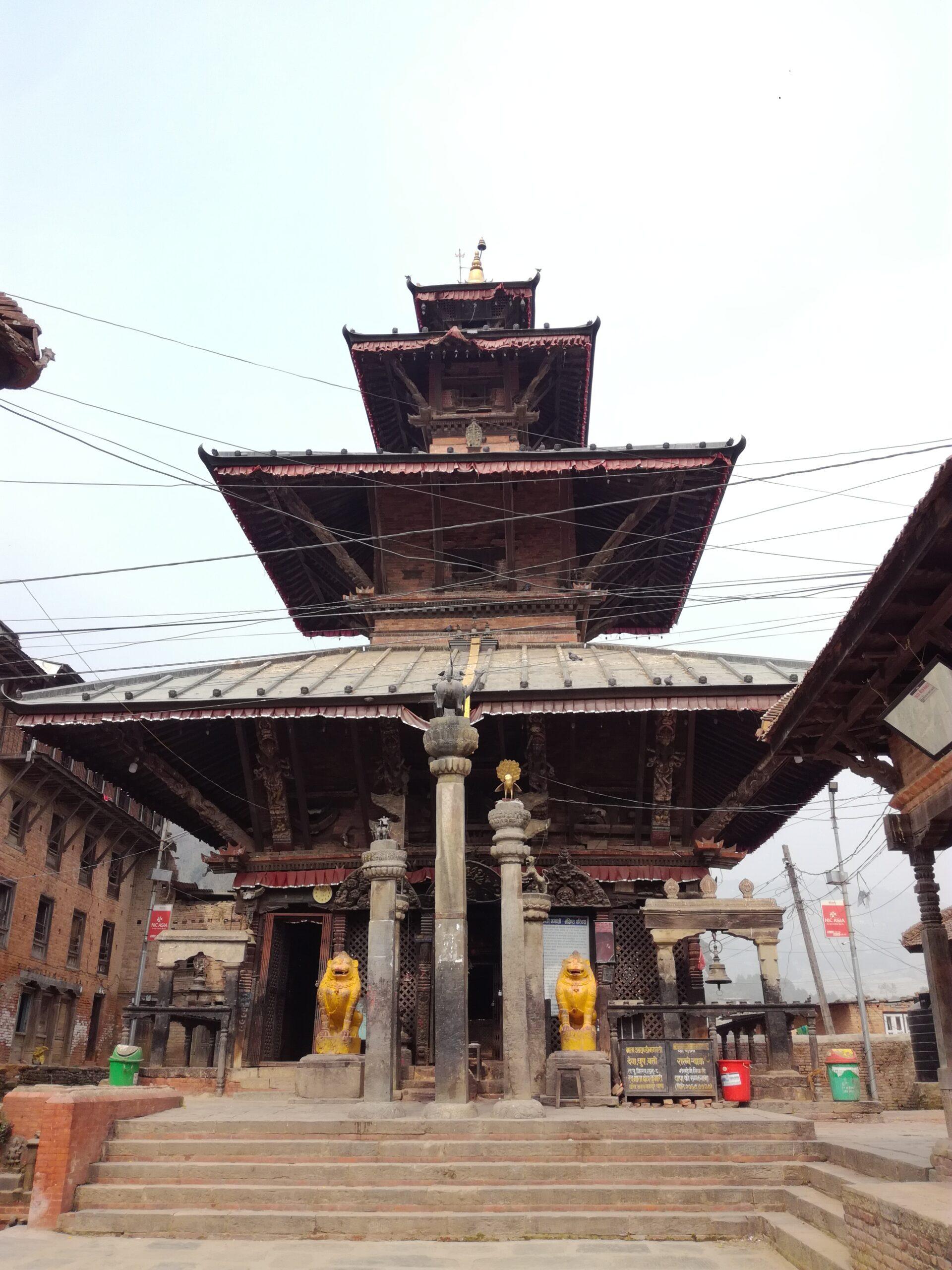Visitare i Templi nepalesi