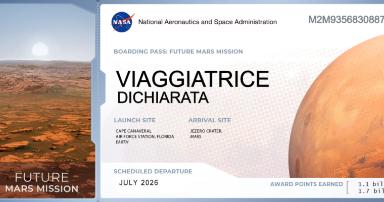 Viaggio su Marte