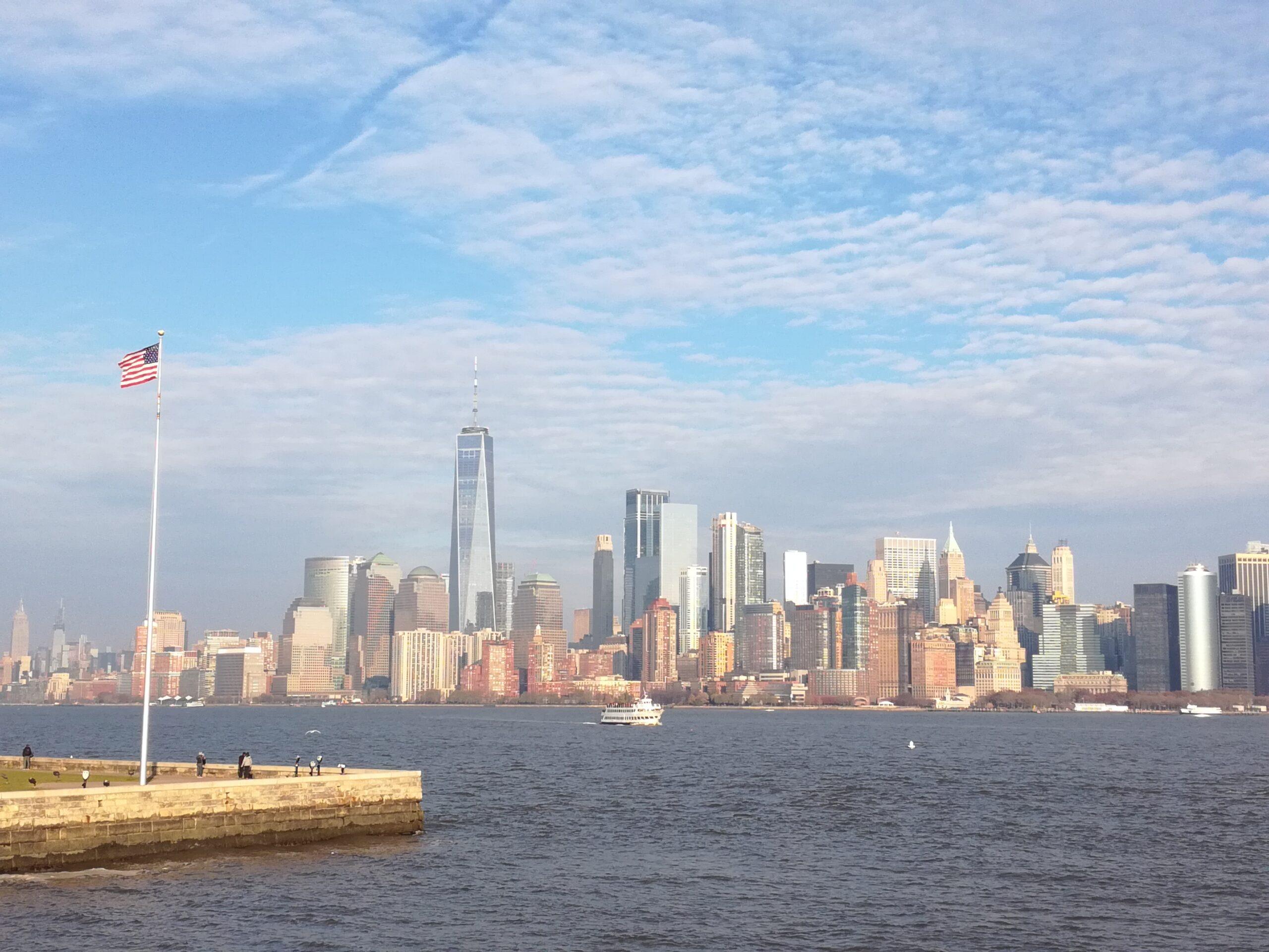 Destinazione New York