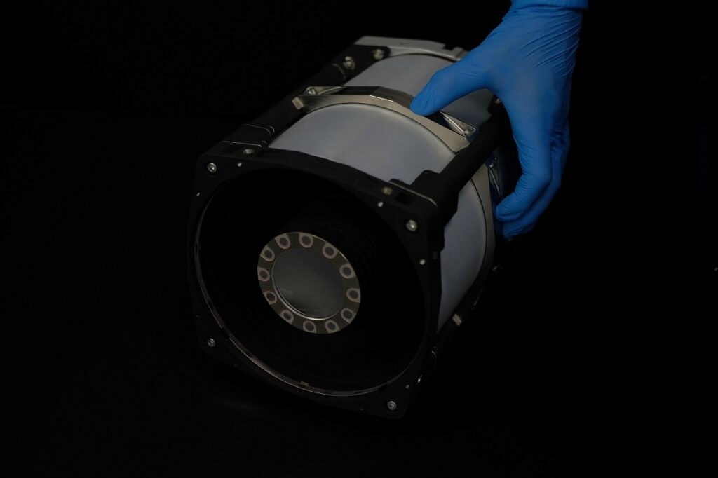 TriScape200 Cubesat Imager