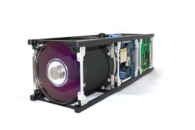 3U Cubesat and Payload Design