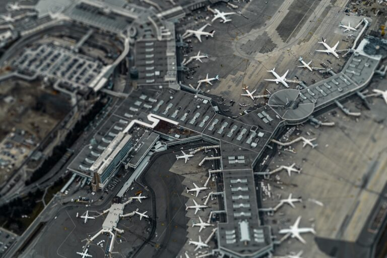 CubeSat Imager - airport monitoring