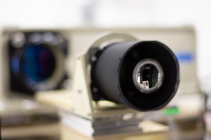 Cubesat Cameras - the xScape100