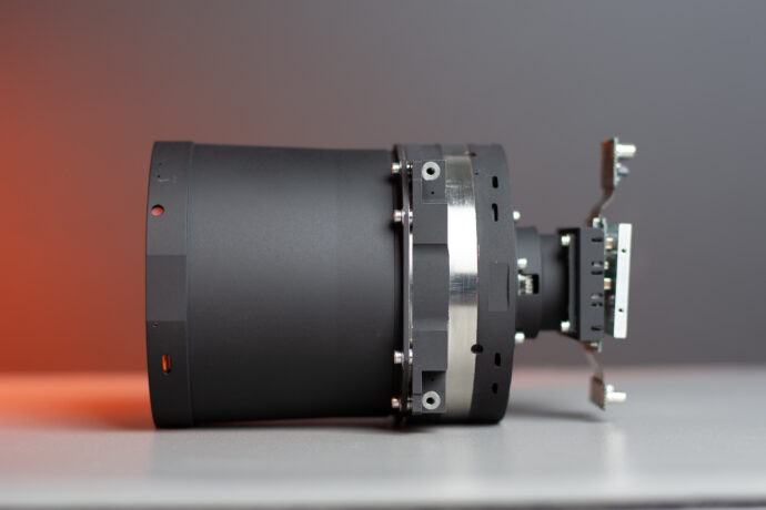 Cubesat optical payload