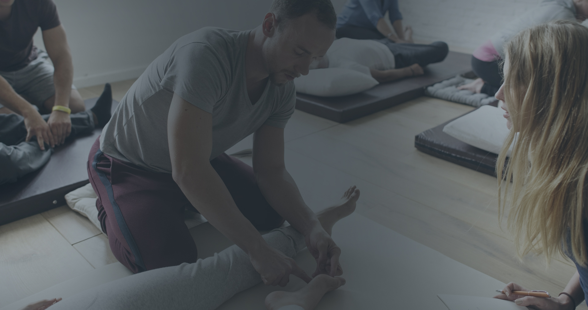 Yoga For Cure- Series