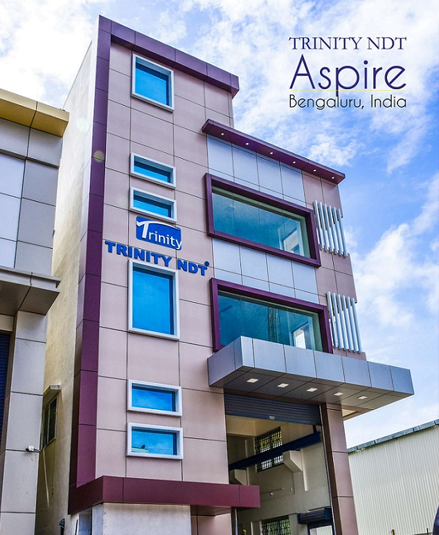 Trinity NDT Aspire New Training facility India No title