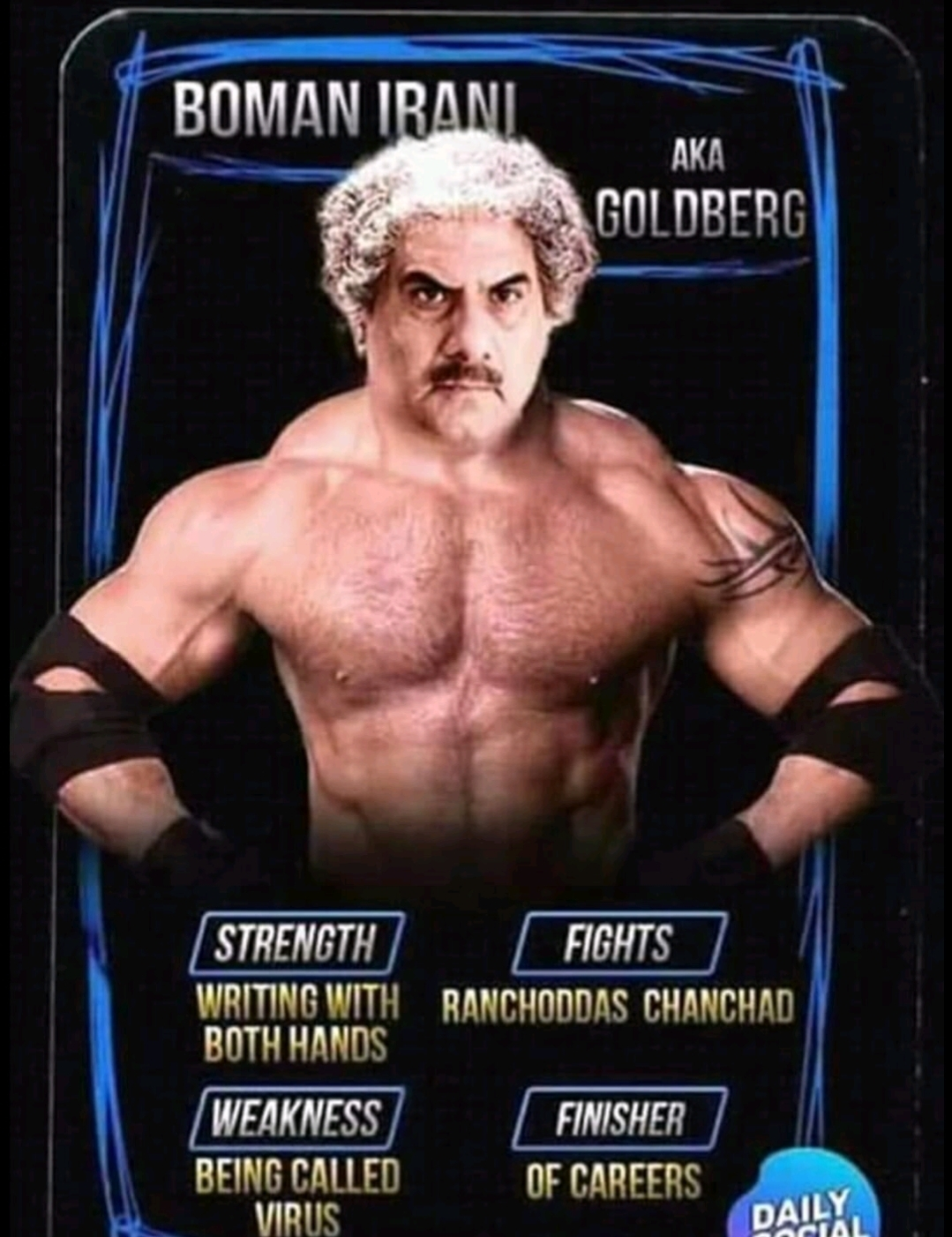 Have You ever imagined, Bollywood Stars in WWE Angle