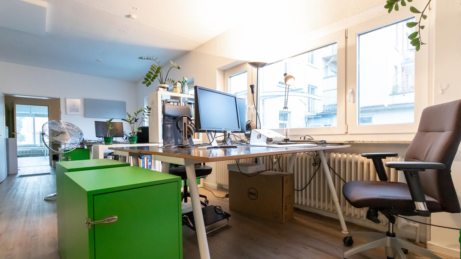 Arbeitsplatz Wework Private Desk