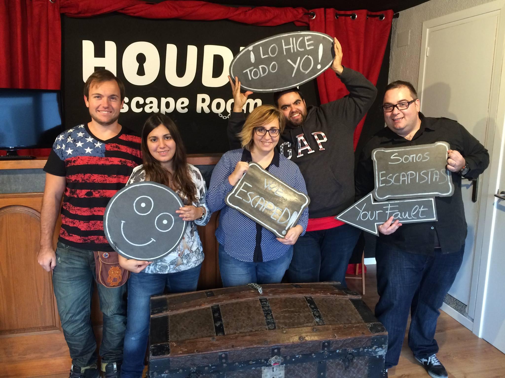 El aprendiz de Houdini