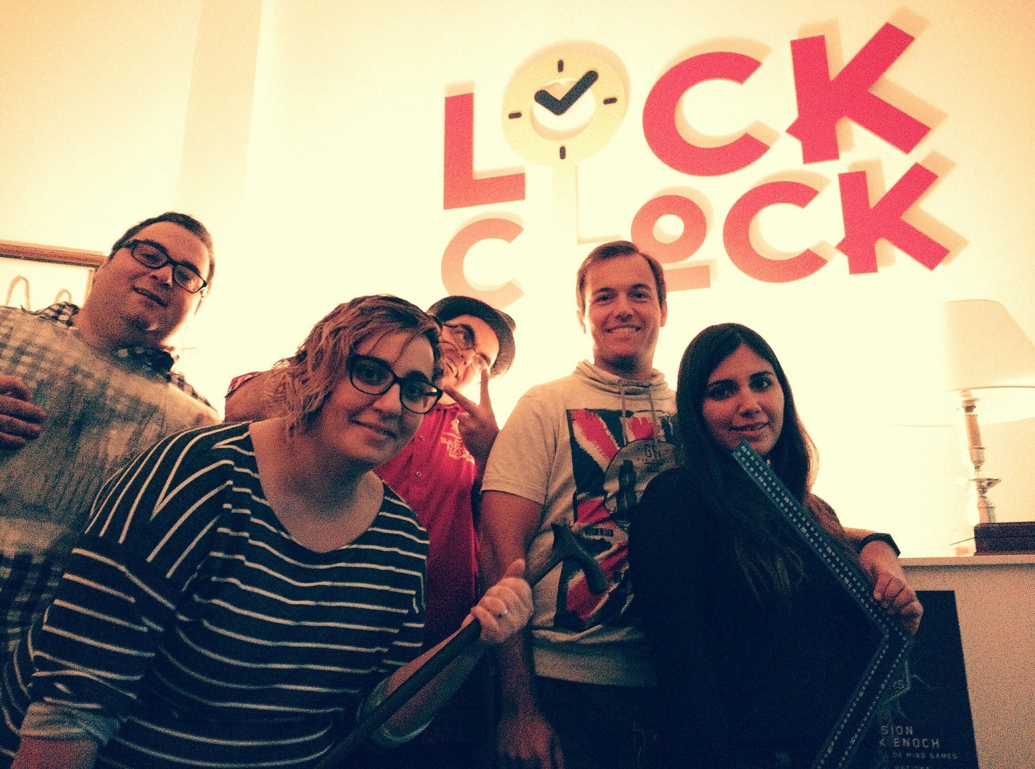 Lock Clock Barcelona – El taller de Gaudí