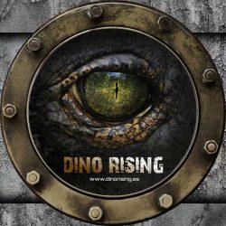 Dino rising (Azul)