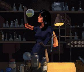 G-Point – Laboratorio Abandonado