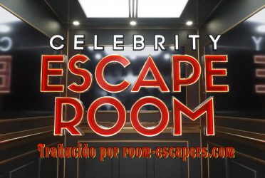 Celebrity Escape Room