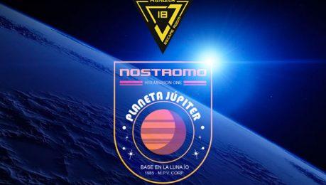 Mission one: Nostromo