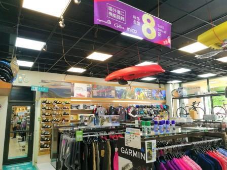 商場節能LED照明