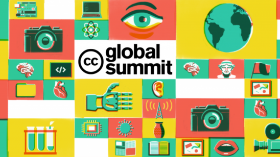 Poster for CC Global Summit 2020