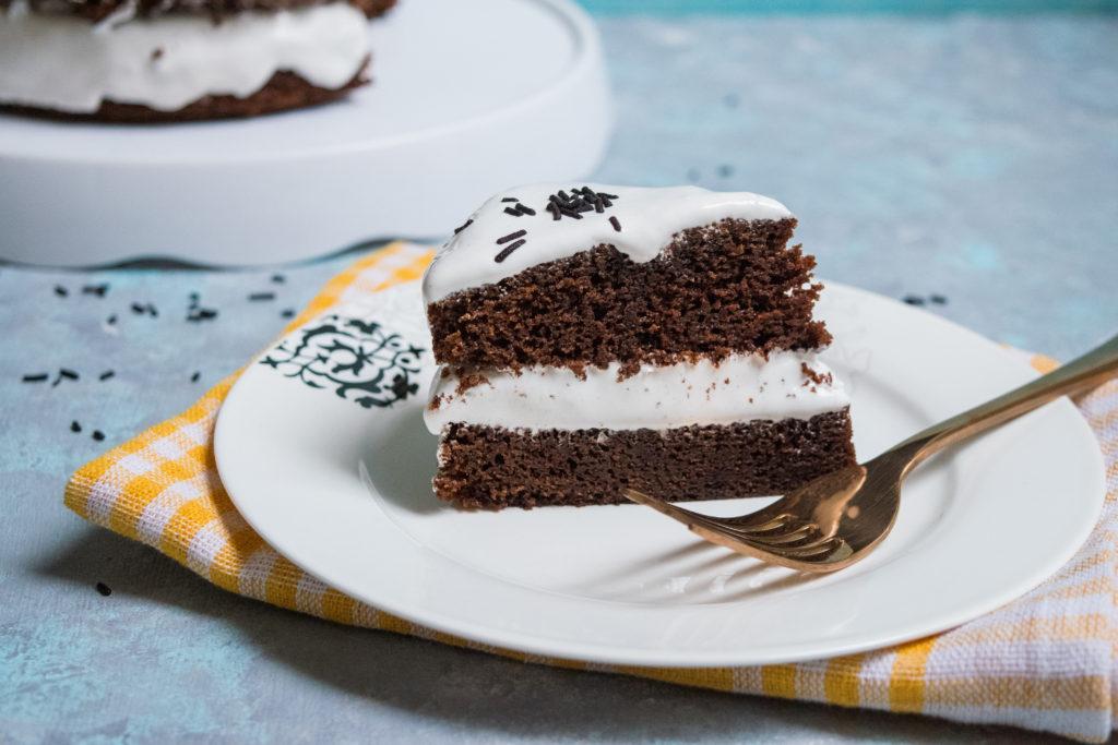 avocado chocolate cake| avocado ice cream cake