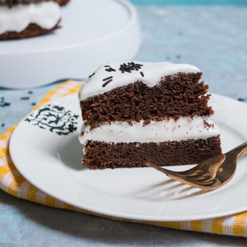 avocado chocolate cake| avocado chocolate ice cream cake