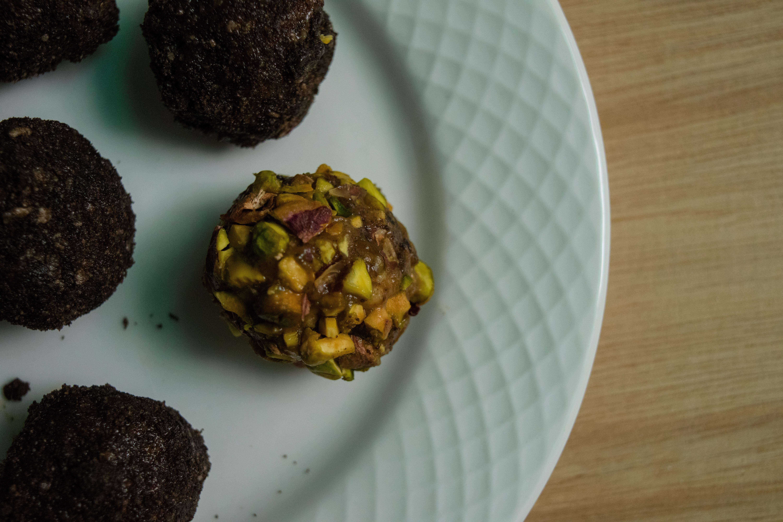 2 ingredient truffles