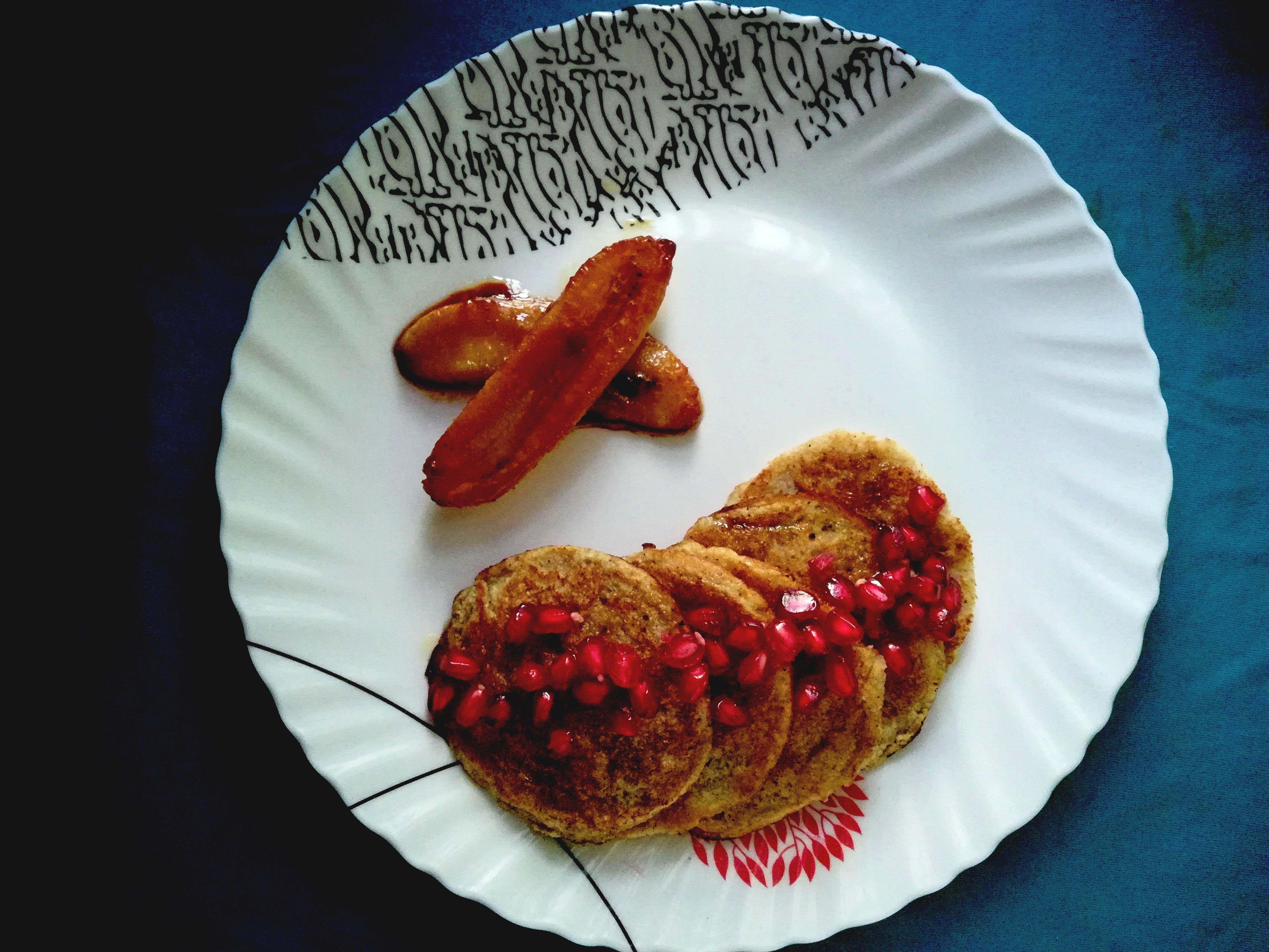 Easy 5 ingredient Paleo Coconut Pancakes