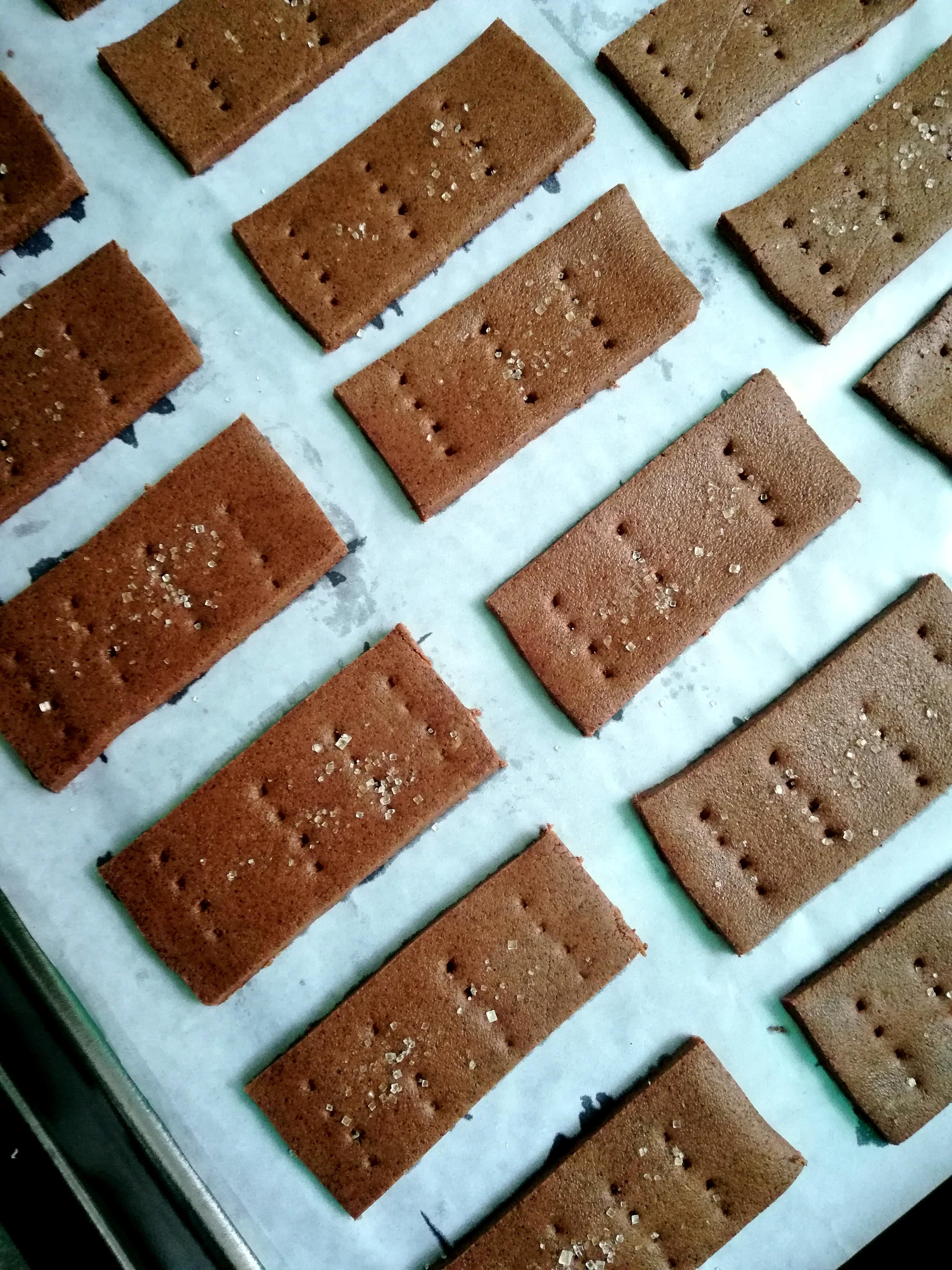 Healthy Bourbon Biscuits using Ragi   Finger Millet
