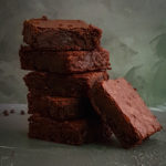 Double Chocolate Millet Brownies