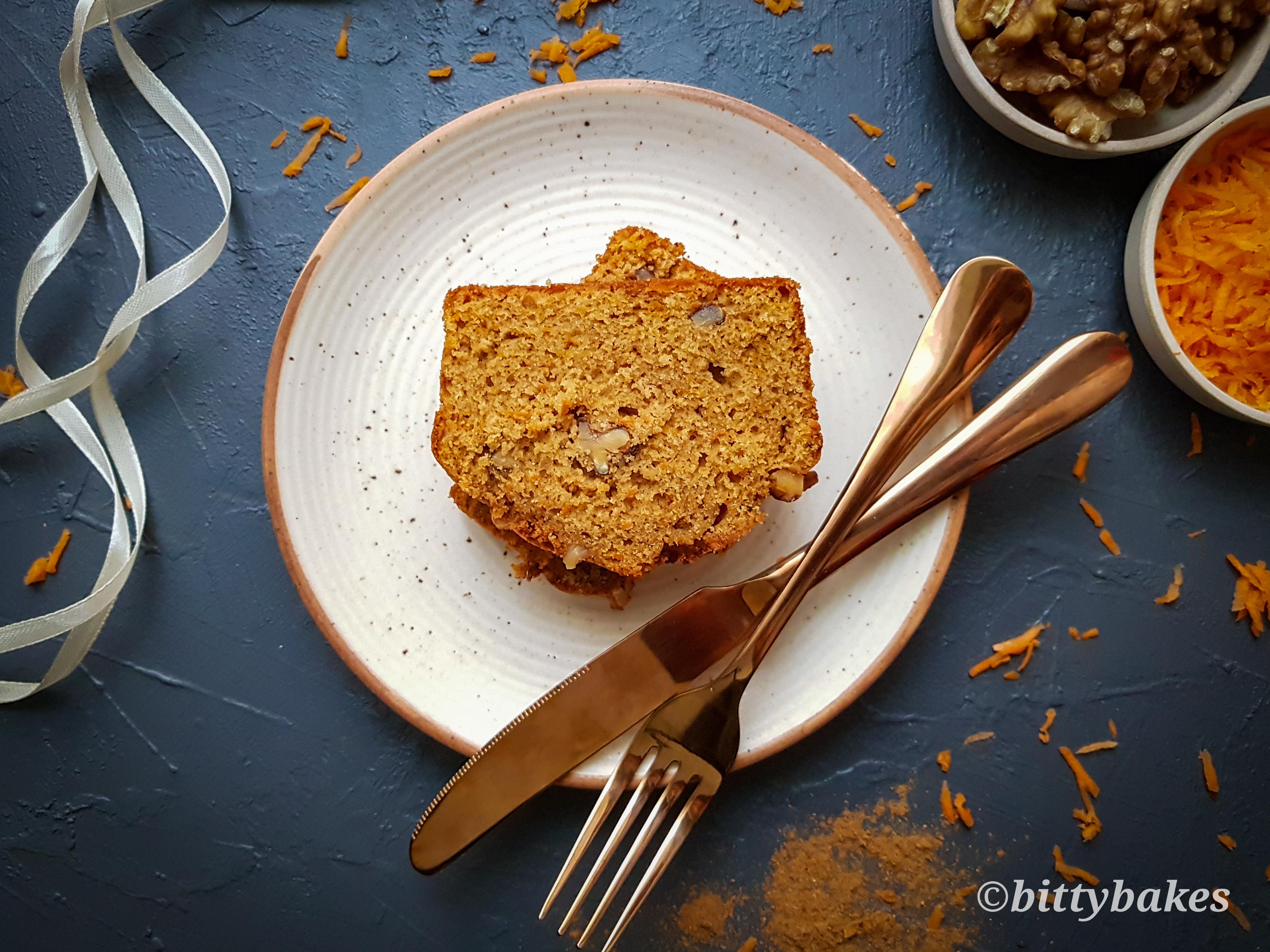 easy carrot cake