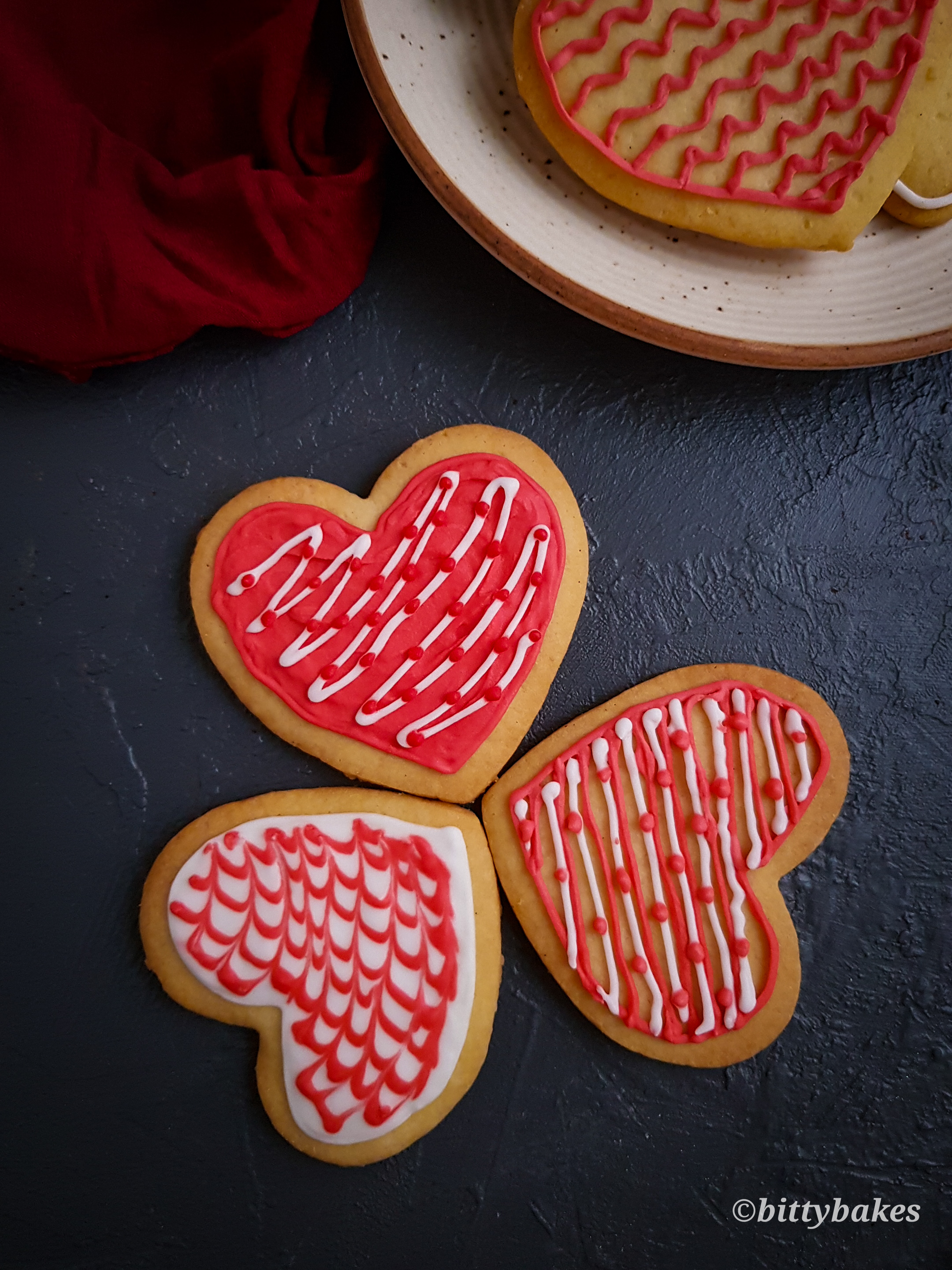 Classic Decorated Sugar Cookies