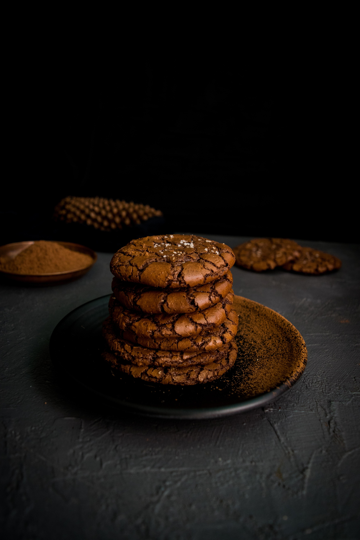 brownie chocolate cookies