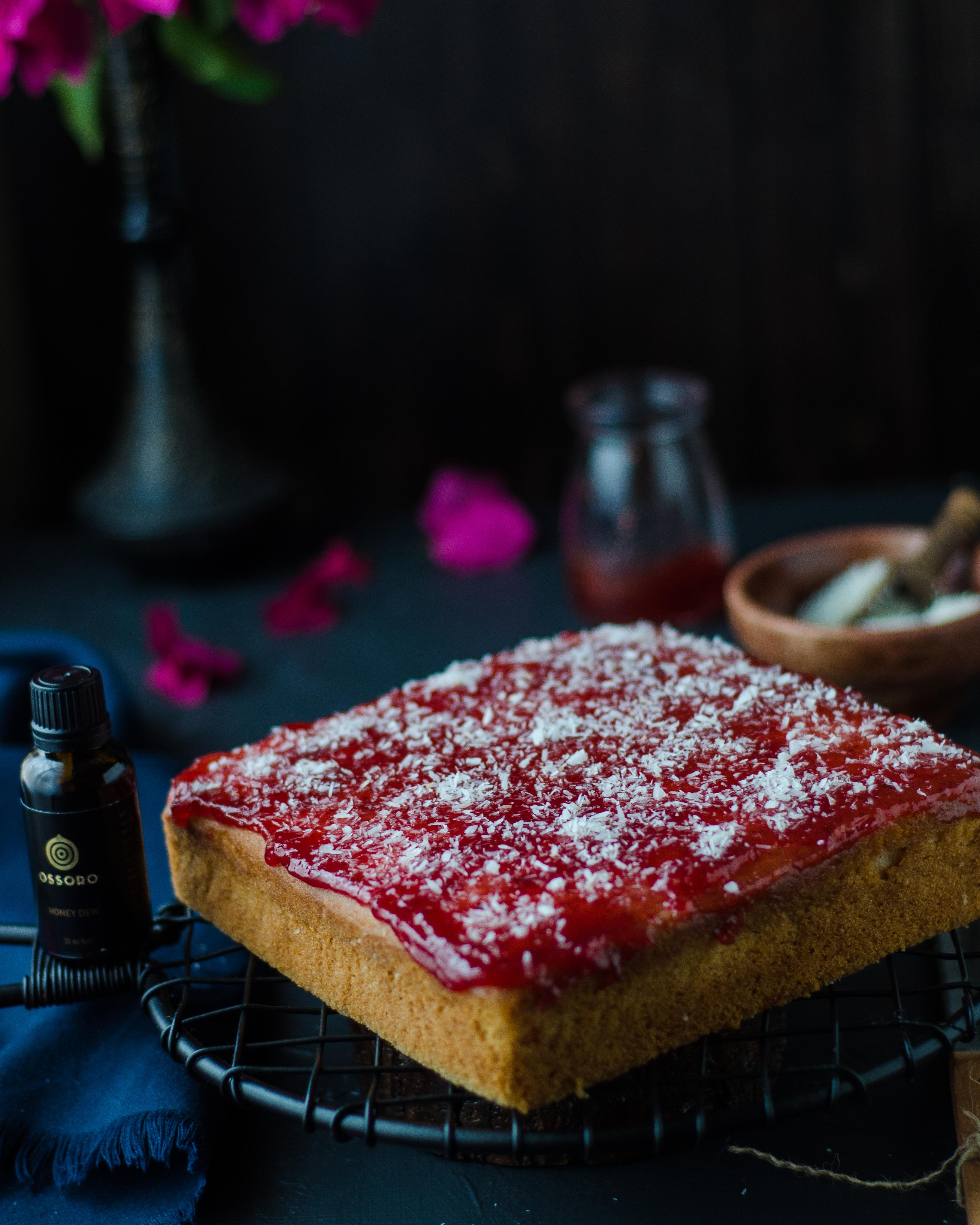 Bakery style Honey cake-2169