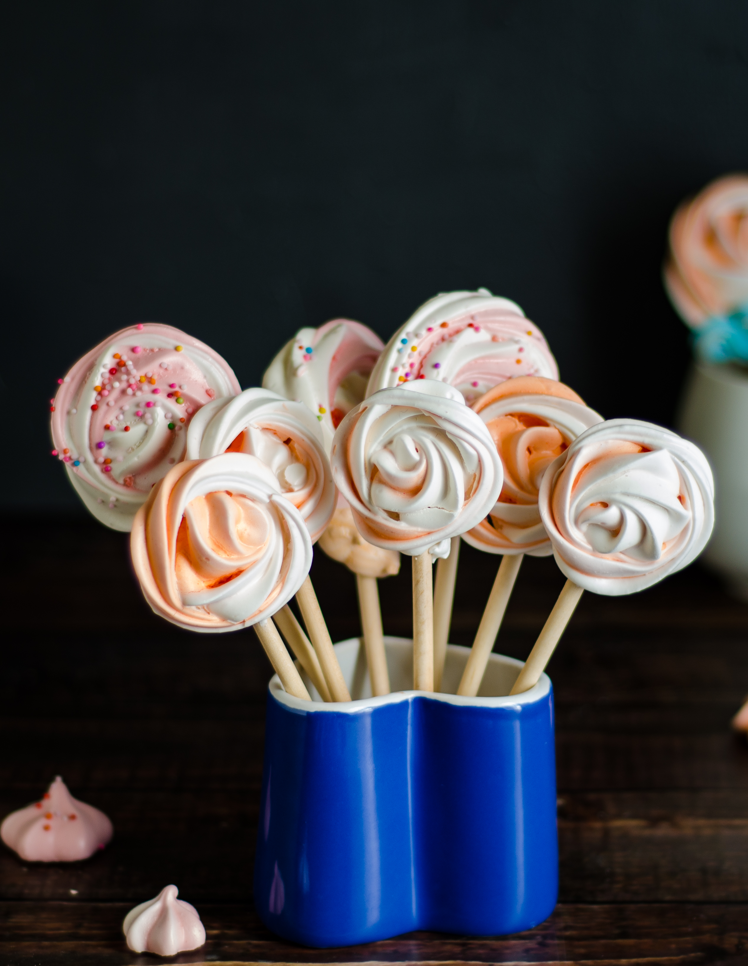 how to make perfect meringue pops