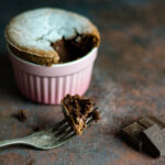chocolate souffle for two