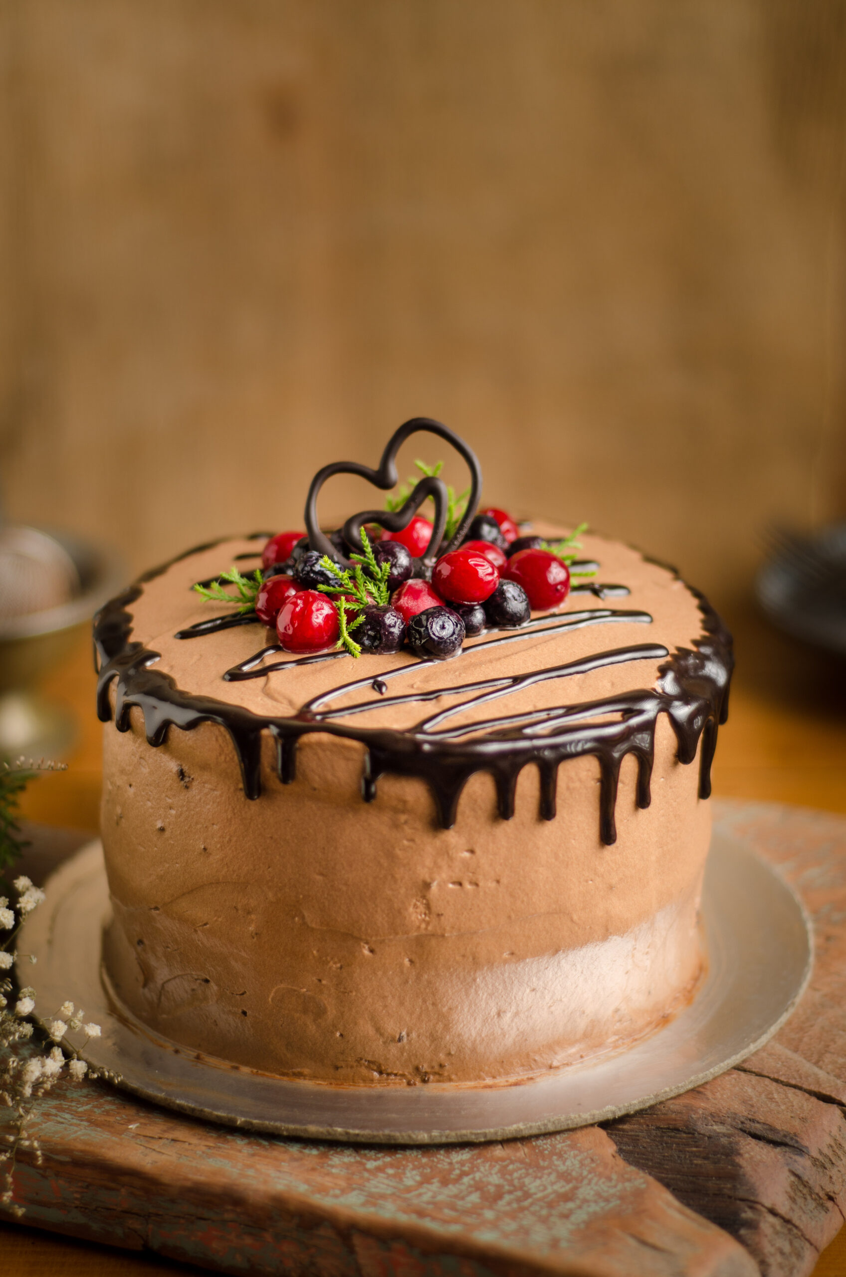 belgian chocolate mousse cake-6750