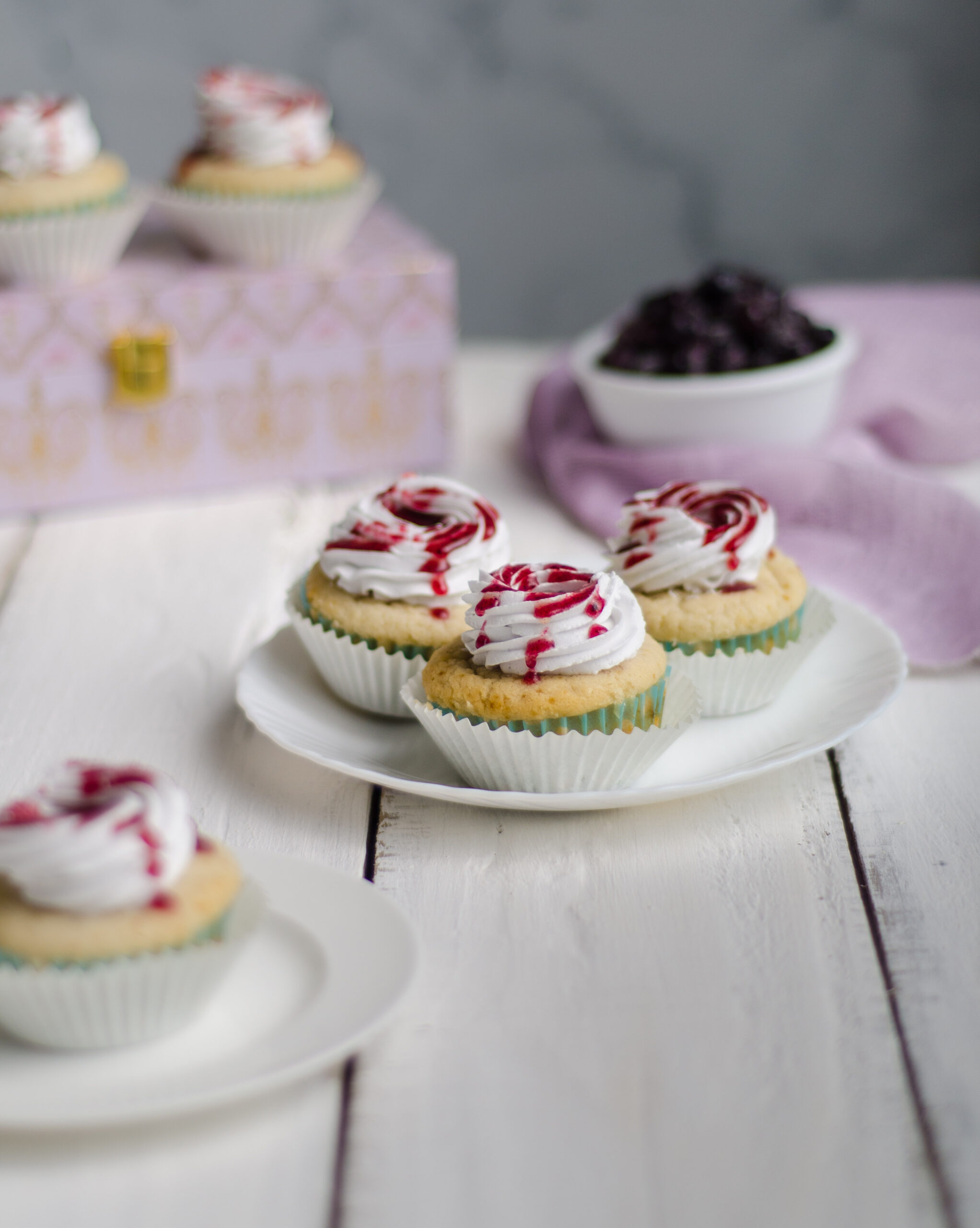 Epigama Blueberry cupcakes-6053