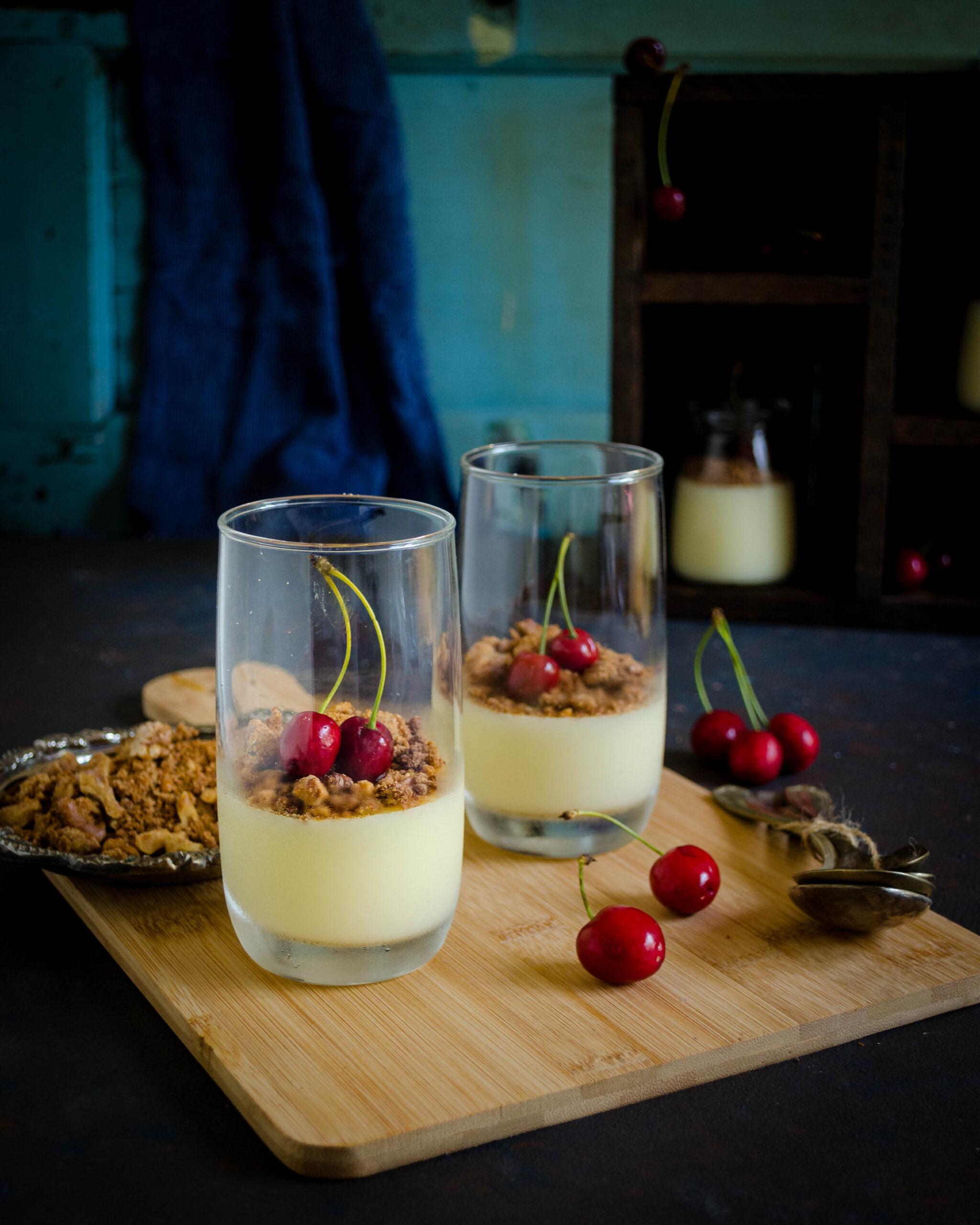walnut crumble recipe