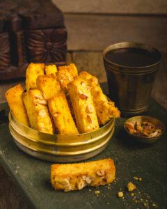 rich karachi cake rusk